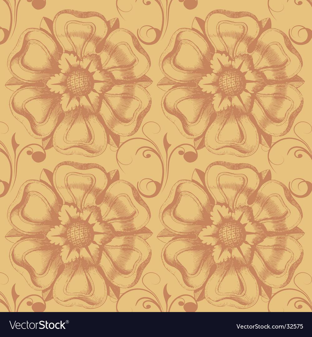 Victorian wallpaper vector | Price: 1 Credit (USD $1)