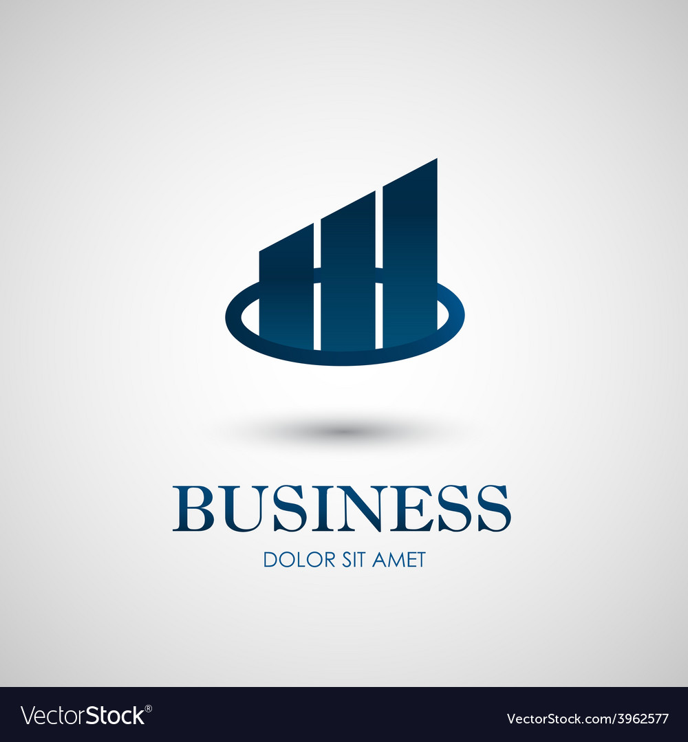 Abstract business icon design vector   Price: 1 Credit (USD $1)