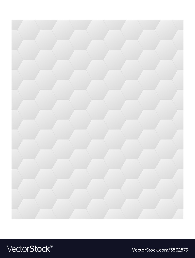 Hexagon pattern - grey seamless tileable texture vector | Price: 1 Credit (USD $1)