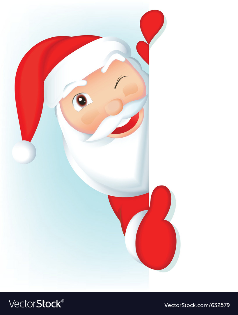 Santa claus - blank vector | Price: 1 Credit (USD $1)