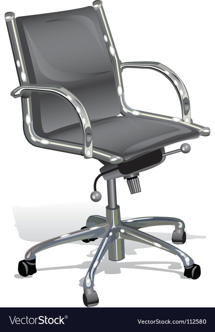 Black armchairs vector | Price: 1 Credit (USD $1)