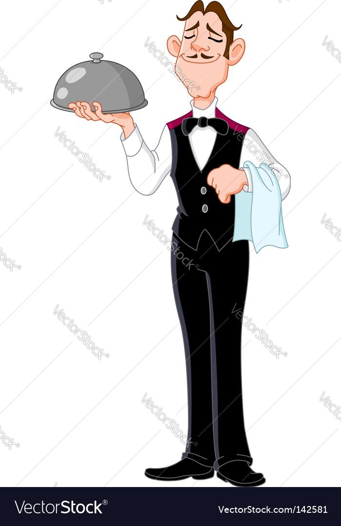 Butler vector | Price: 1 Credit (USD $1)