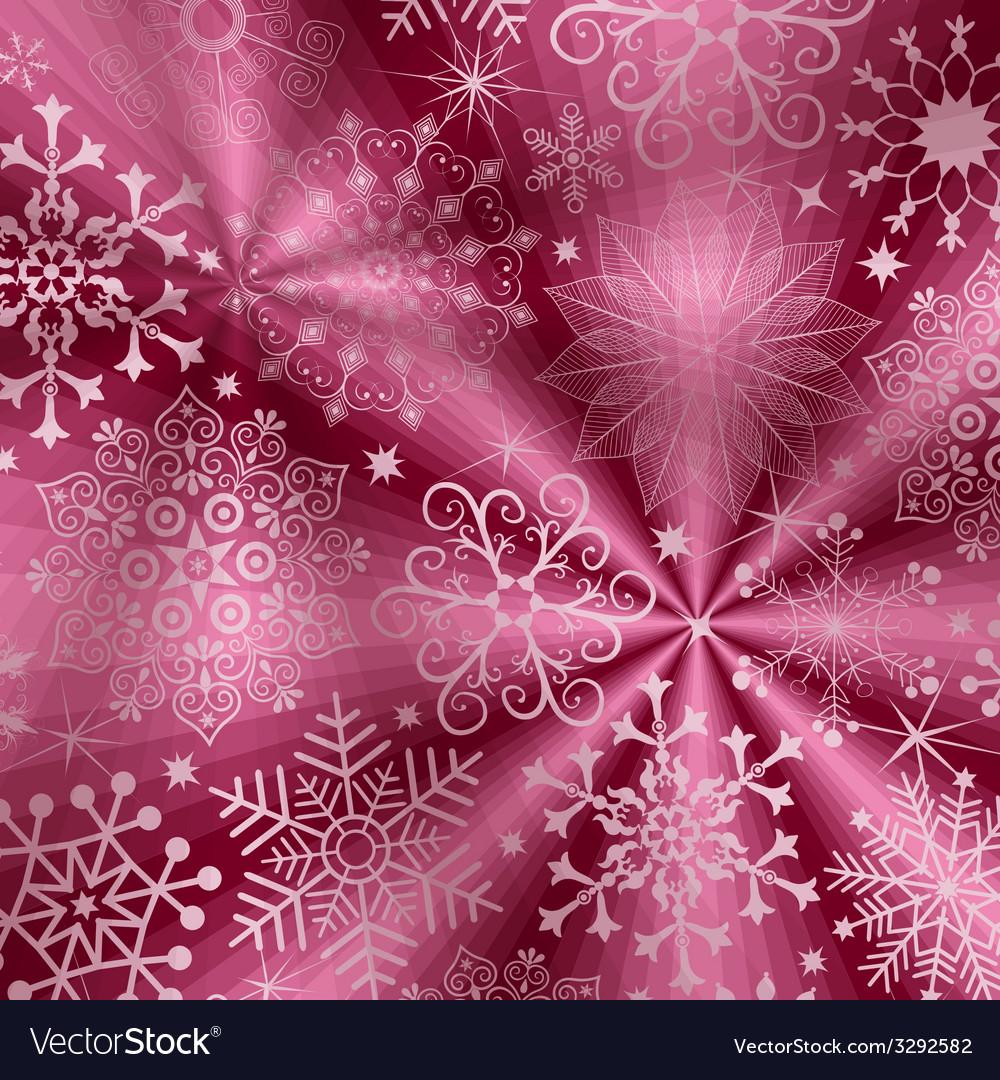 Christmas purple background vector   Price: 1 Credit (USD $1)