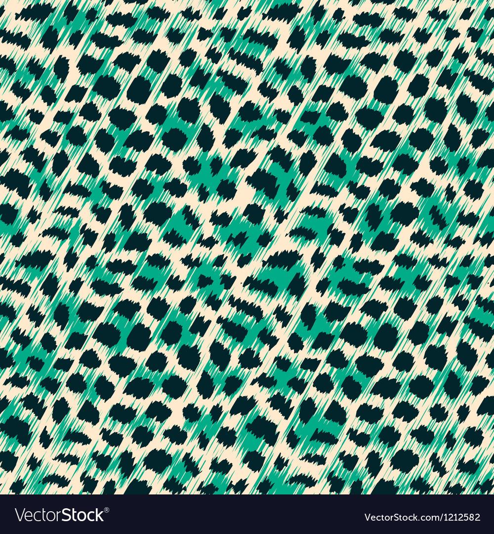 Fur print vector | Price: 1 Credit (USD $1)