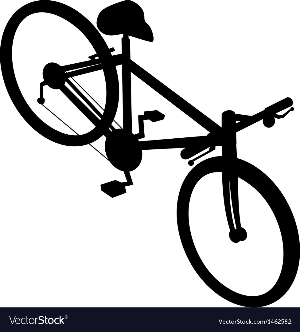 Racing bicycle bike vector | Price: 1 Credit (USD $1)