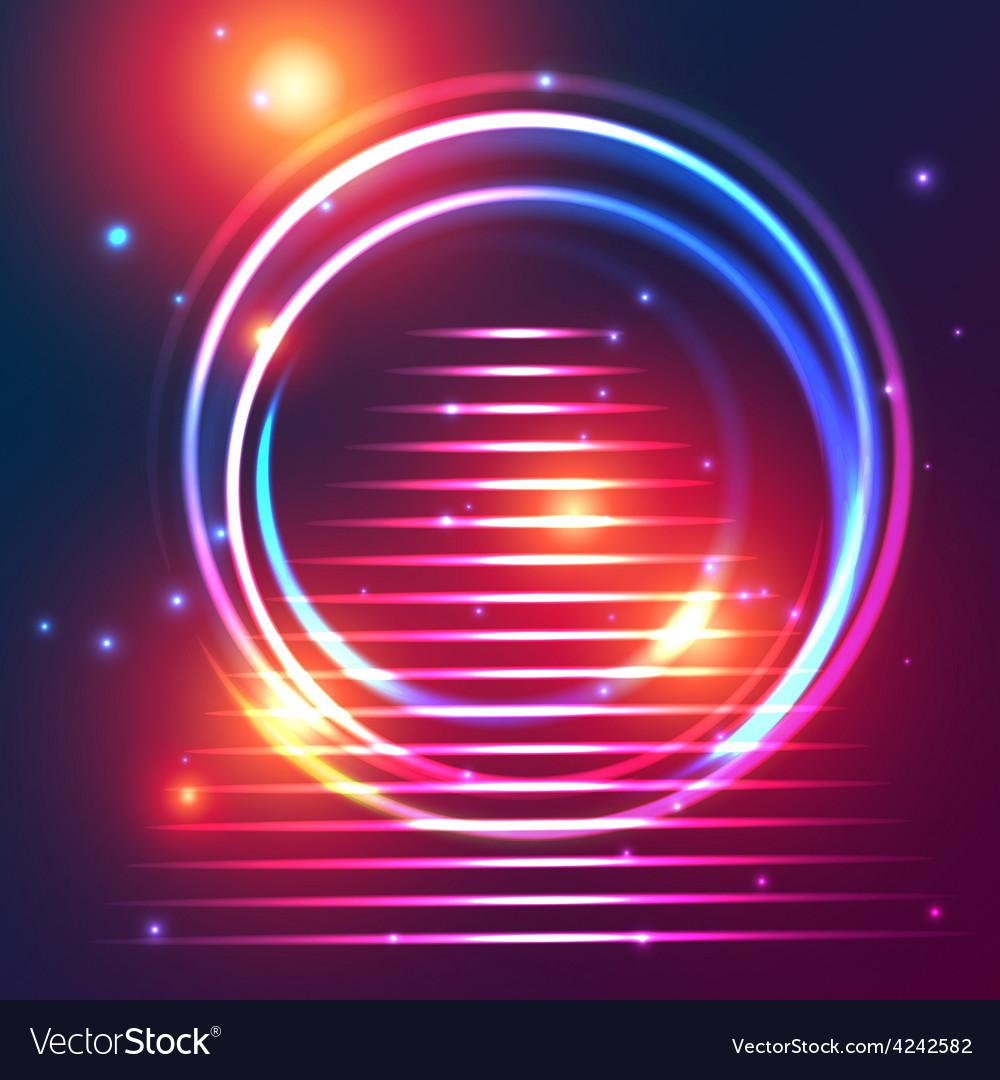 Space portal vector | Price: 1 Credit (USD $1)