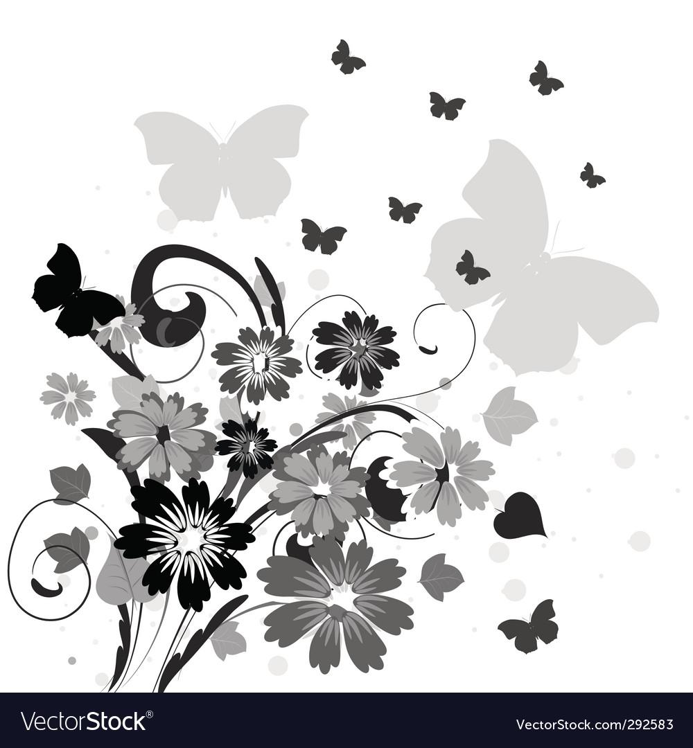 Bouquet vector | Price: 1 Credit (USD $1)