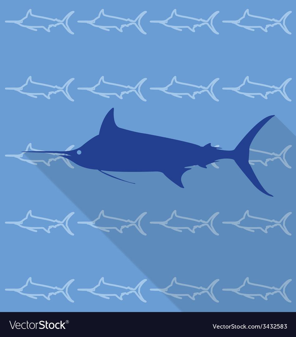 Marine fish vector | Price: 1 Credit (USD $1)