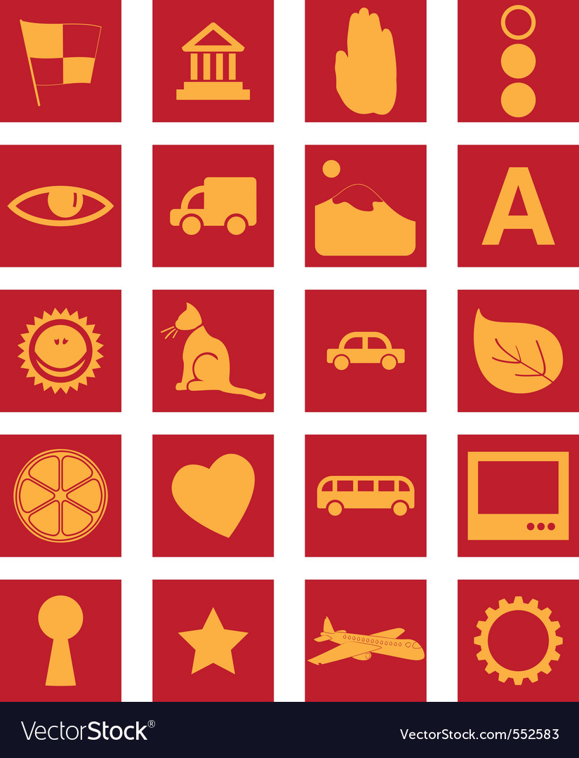Misc icons vector   Price: 1 Credit (USD $1)