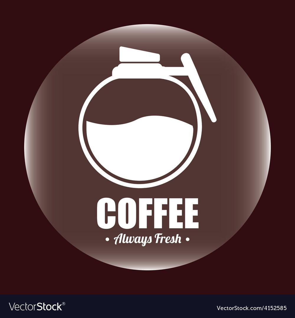 Coffee shop vector | Price: 1 Credit (USD $1)