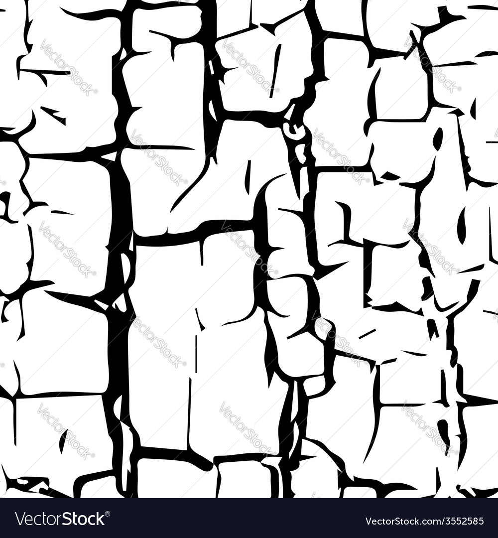Cracked texture vector | Price: 1 Credit (USD $1)