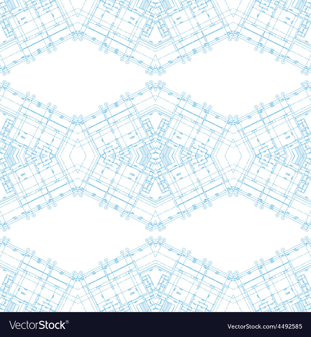 New abstract architecture background vector | Price: 1 Credit (USD $1)