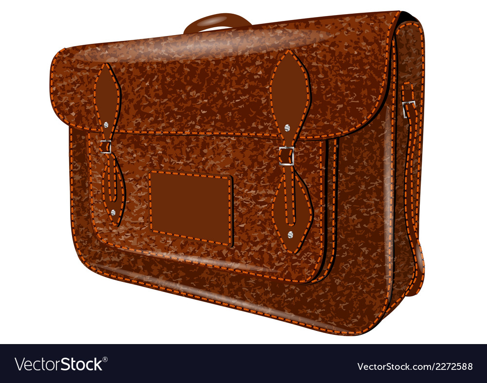 Satchel vector | Price: 1 Credit (USD $1)