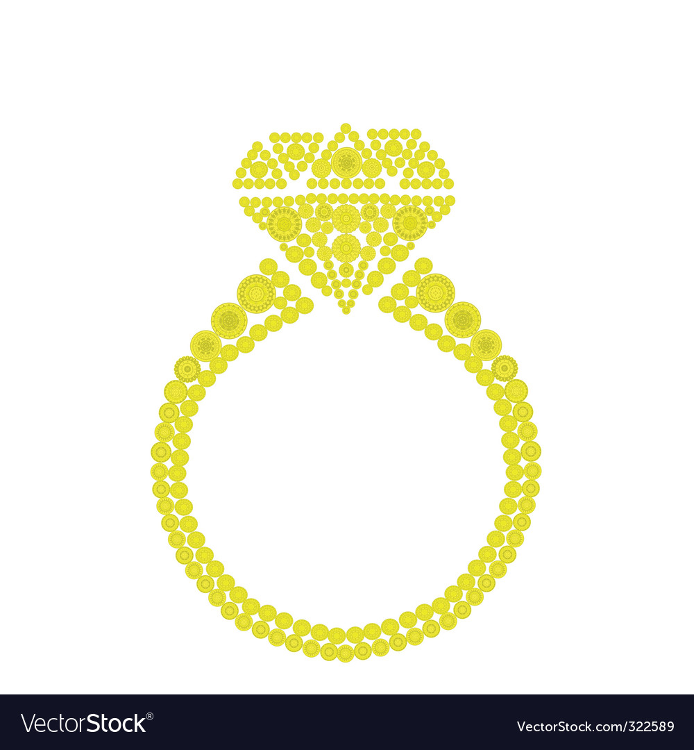 Gold jewelery vector | Price: 1 Credit (USD $1)