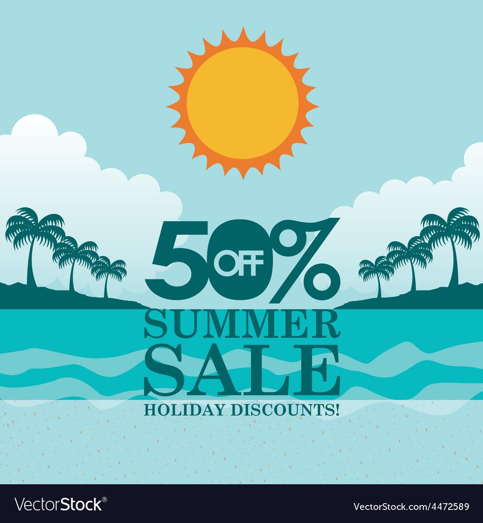Summer sale vector   Price: 1 Credit (USD $1)