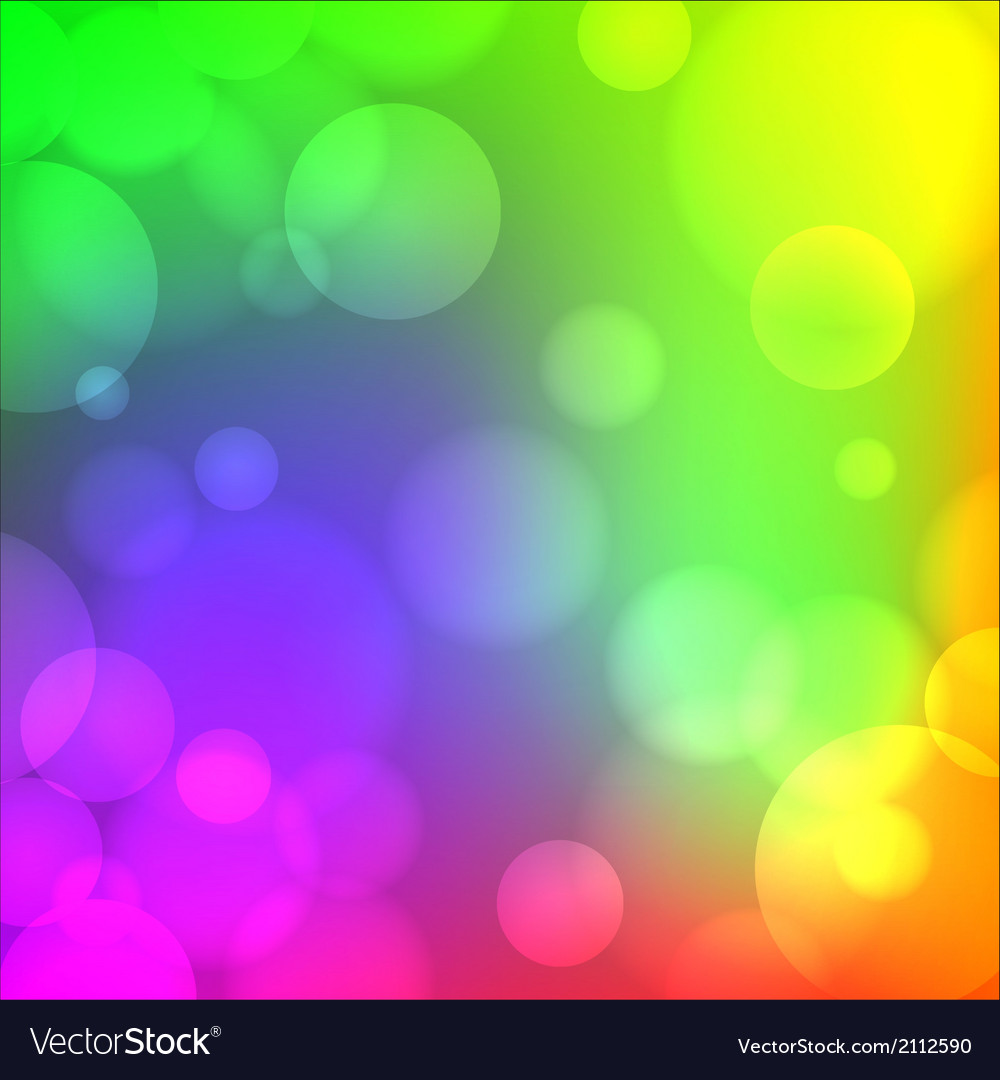 Colorful soft blurry background vector | Price: 1 Credit (USD $1)