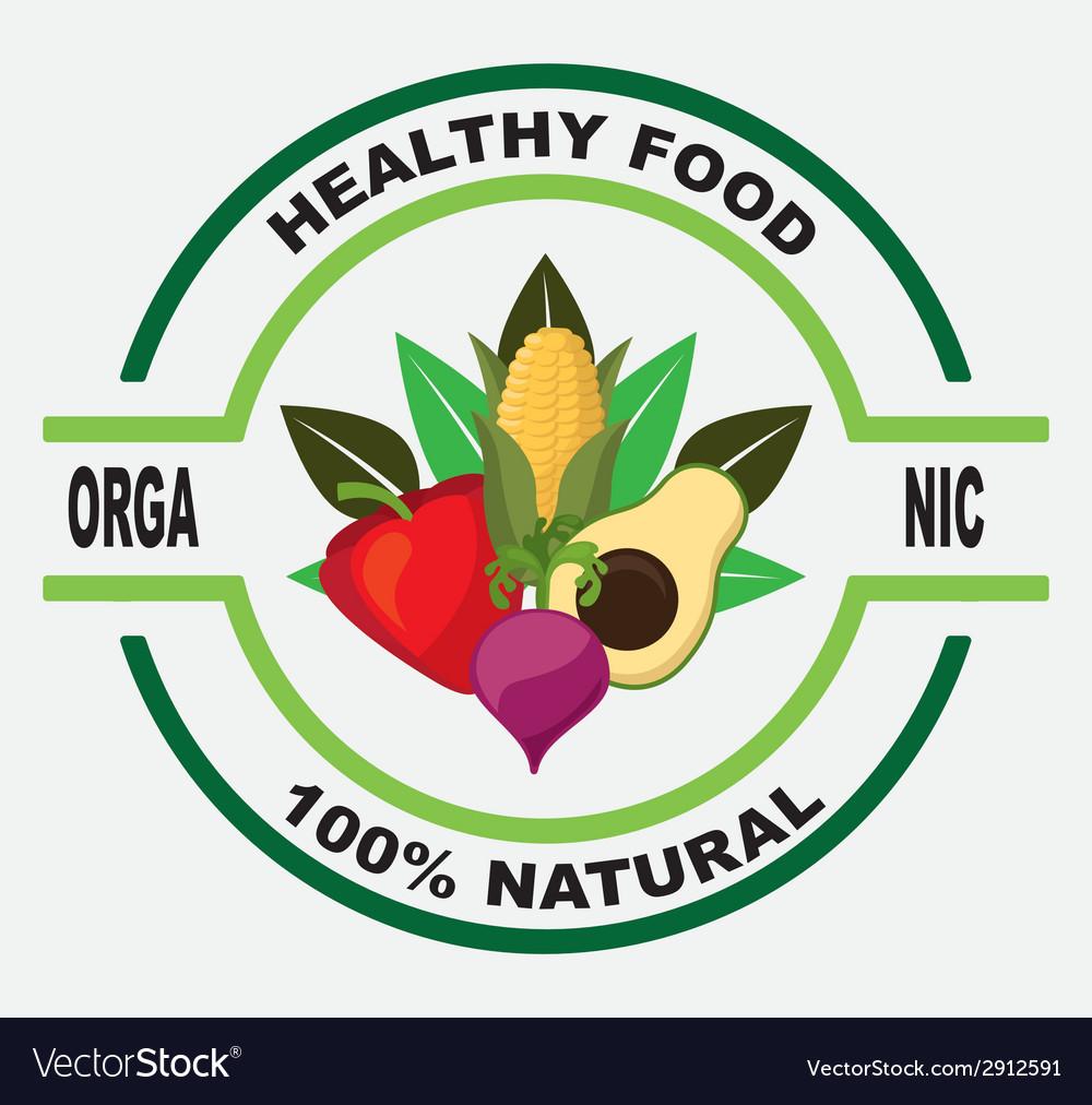 Healthy food vector   Price: 1 Credit (USD $1)