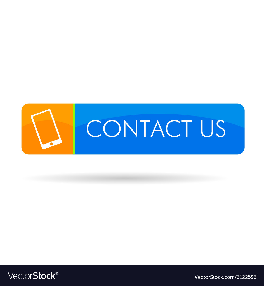 Contact us icon color vector | Price: 1 Credit (USD $1)