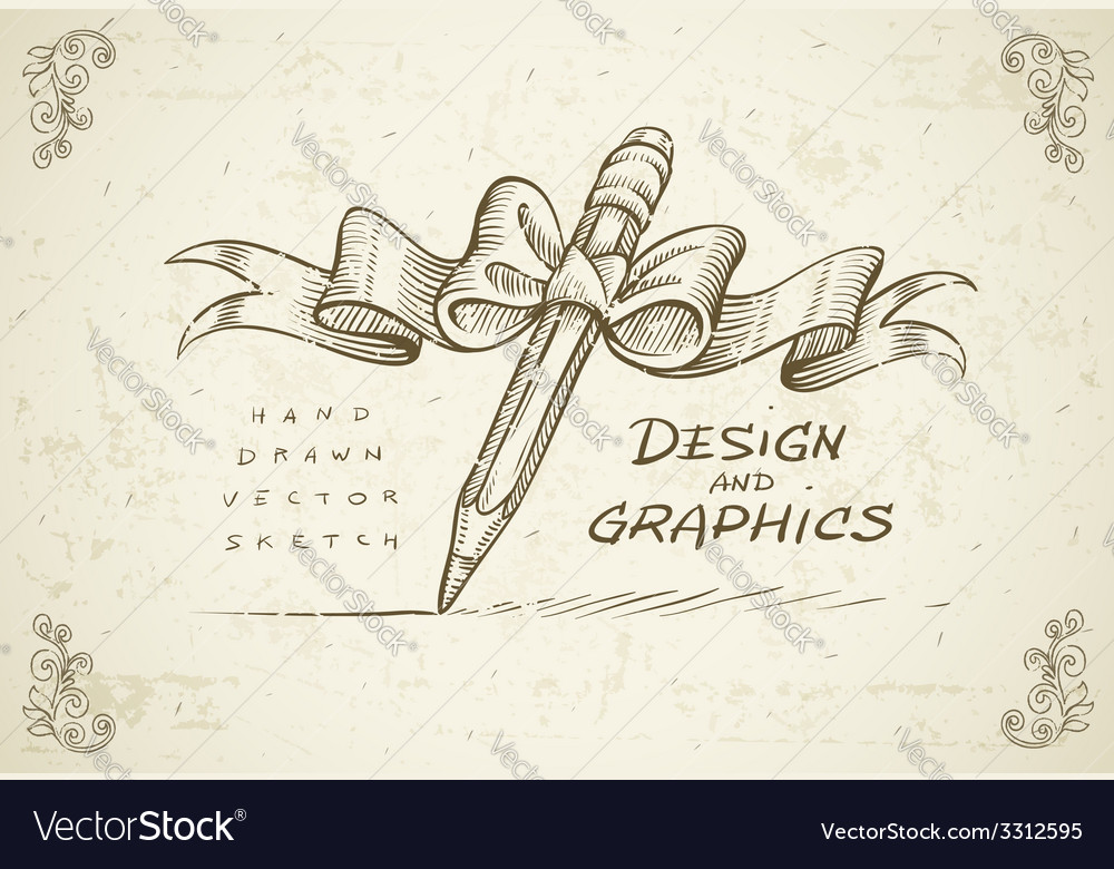 Art design graphics sketch vector | Price: 1 Credit (USD $1)
