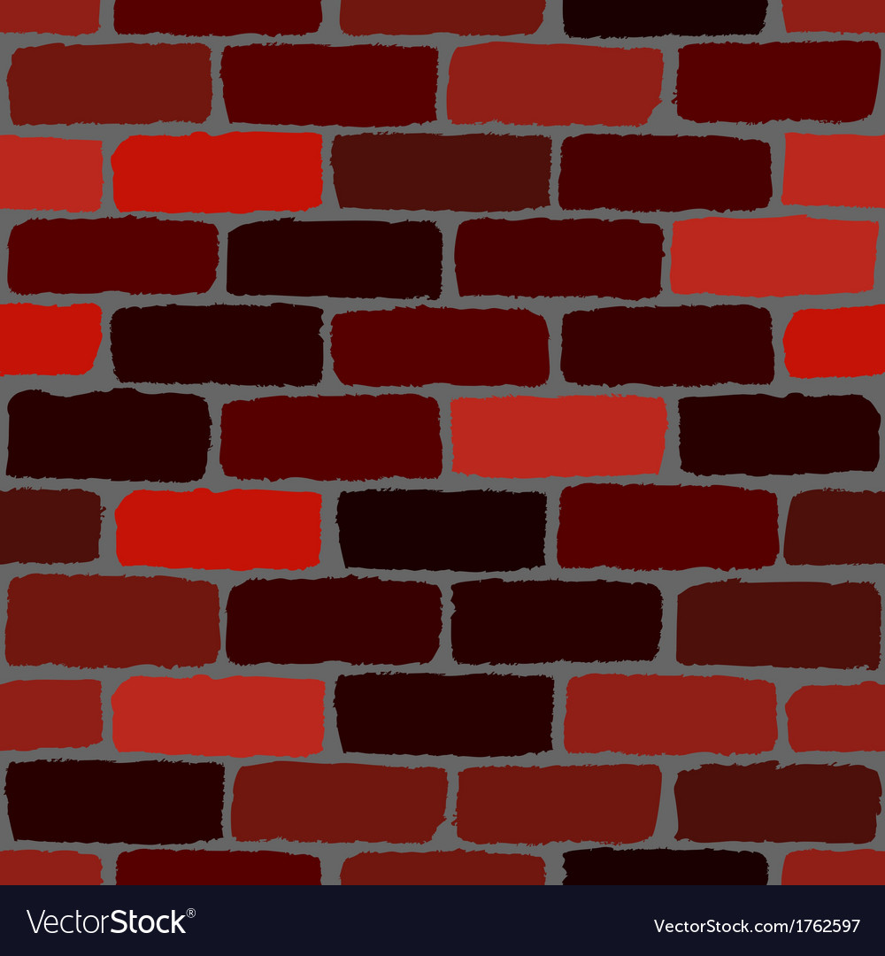 Brickwall seamless vector | Price: 1 Credit (USD $1)