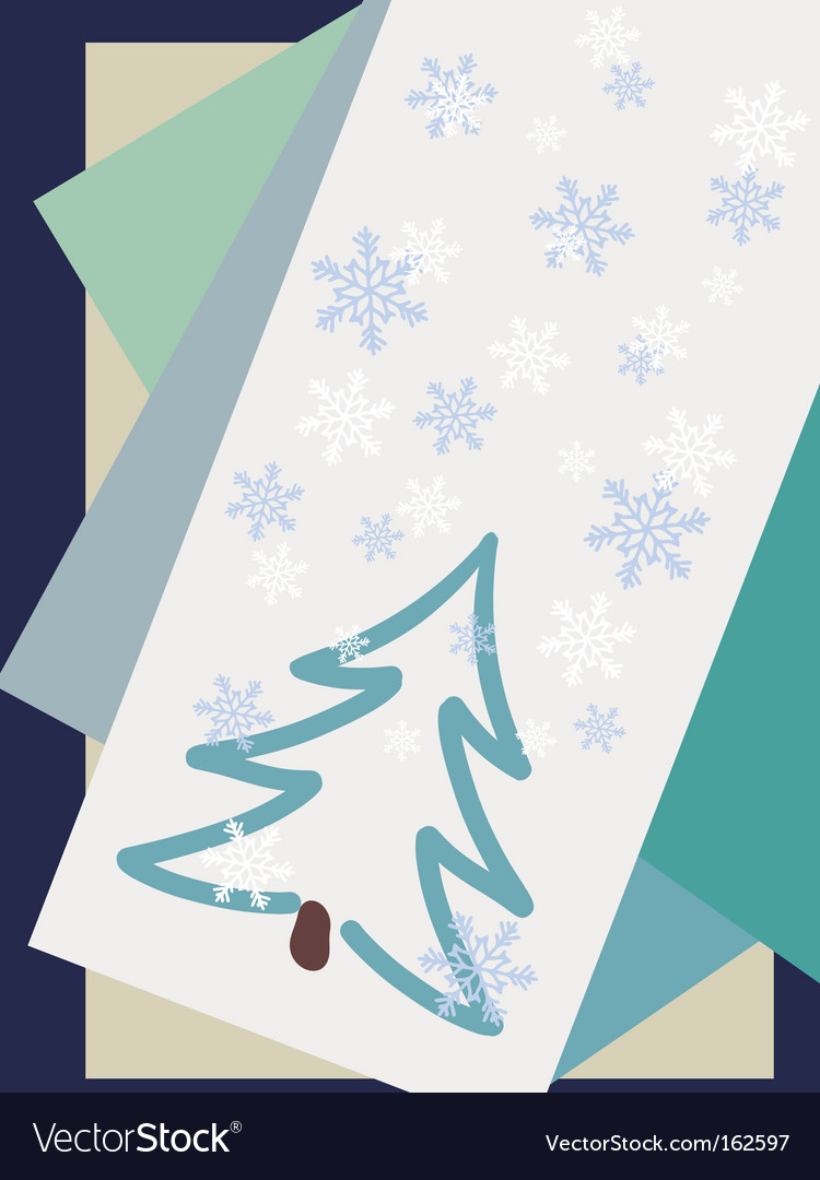 Winter cards vector | Price: 1 Credit (USD $1)