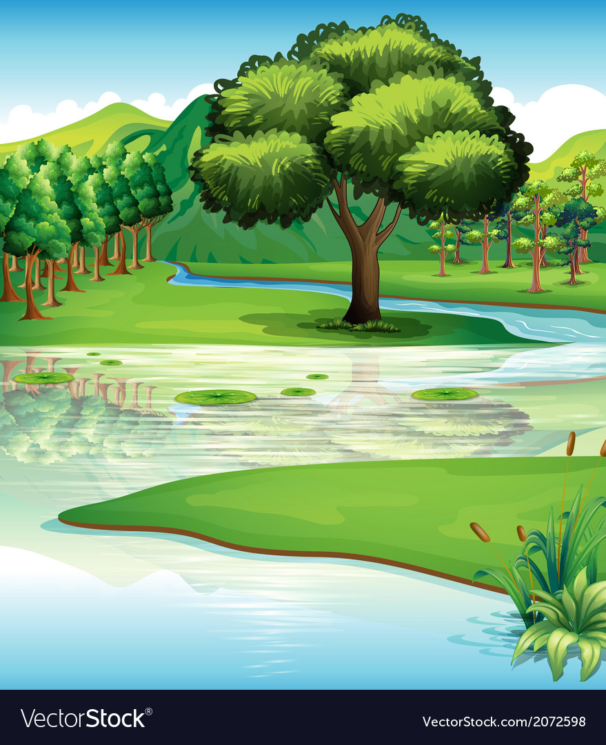 Land and water resources vector | Price: 3 Credit (USD $3)