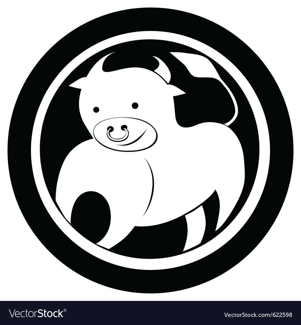 Taurus tattoo vector | Price: 1 Credit (USD $1)