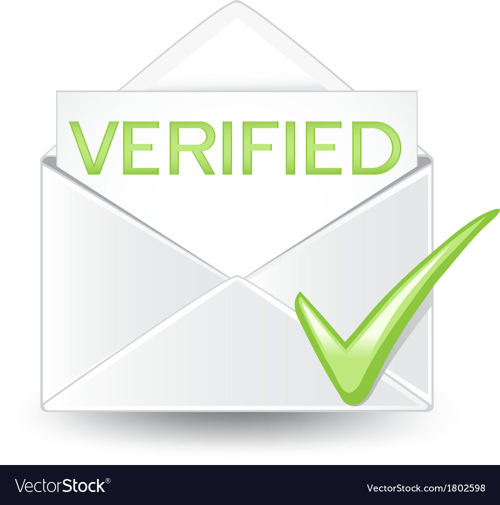 Verified mail vector | Price: 1 Credit (USD $1)