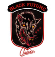 Black future vector