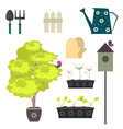 Gardening2 vector