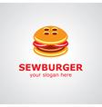 Sewburger logo vector