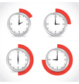 Timer set vector