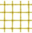 Bamboo grating lattice seamless background vector