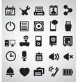 Set of internet icons - part 2 vector