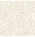 Seamless beige abstract lace vector
