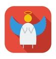 Angel icon vector