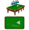 Russian billiard vector