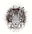 Grunge t-shirt design vector