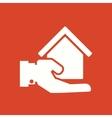 Real estate icon vector