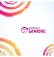 Tech abstract background concept for you design vector
