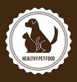 Pet design vector