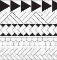 Pattern - tribal vector