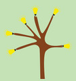Tree idea vector