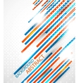 Abstract straight lines background vector