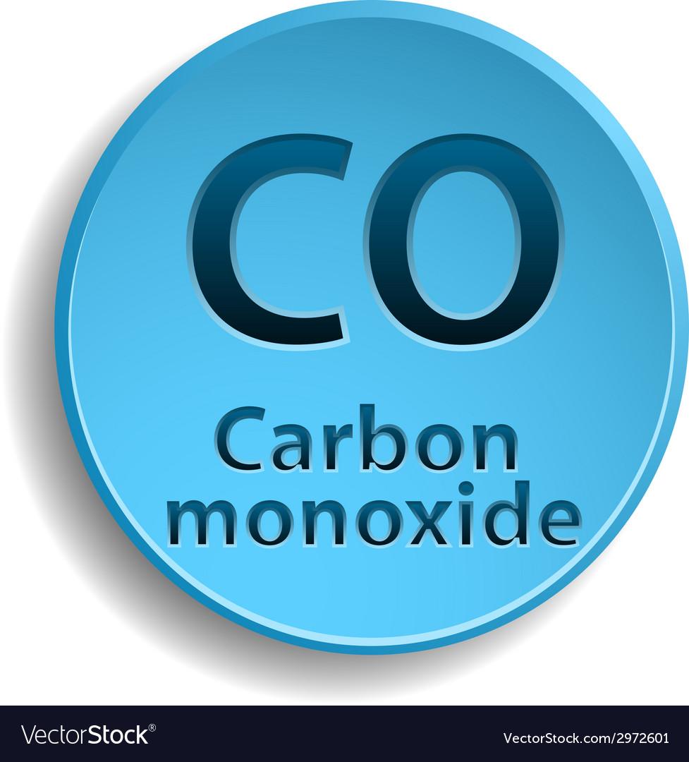Carbon monoxide vector | Price: 1 Credit (USD $1)