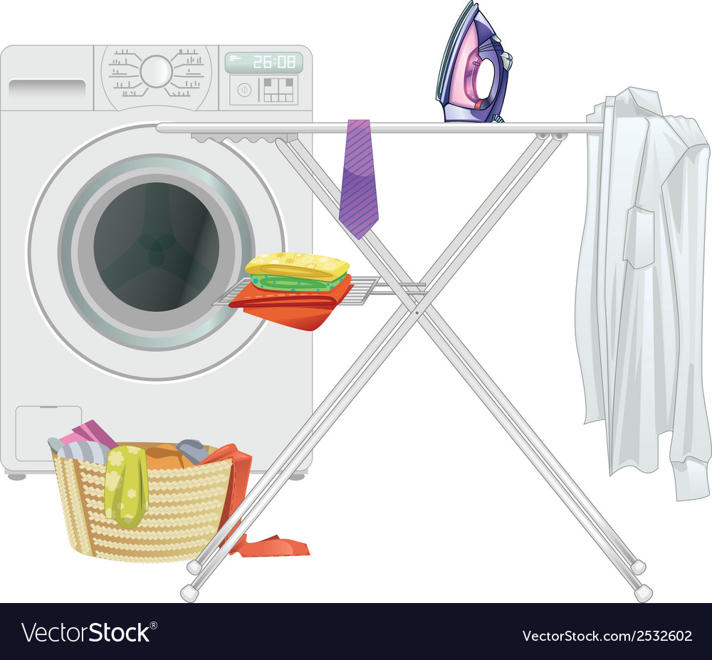 Household appliances vector | Price: 1 Credit (USD $1)