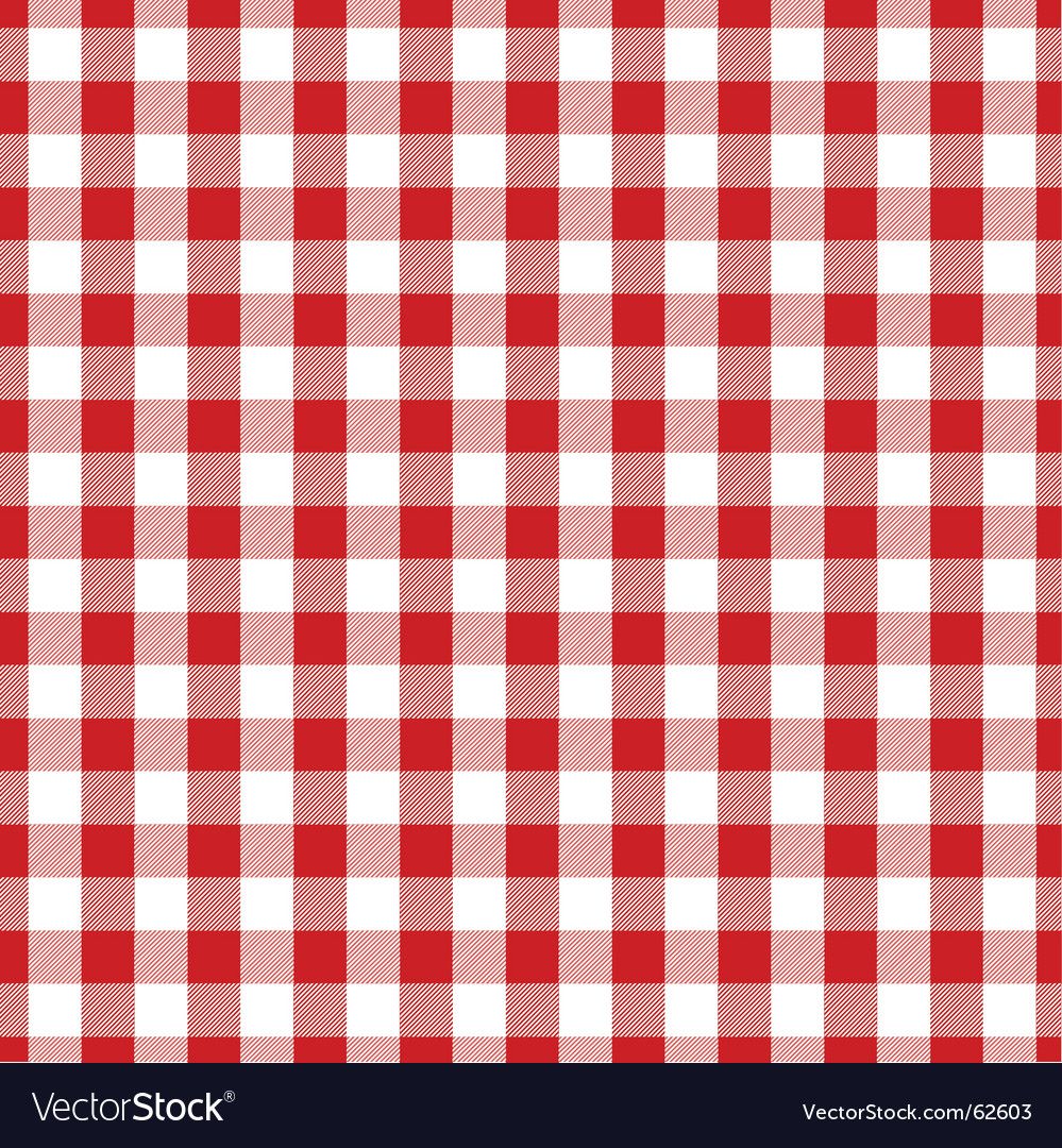 Gingham fabric vector | Price: 1 Credit (USD $1)