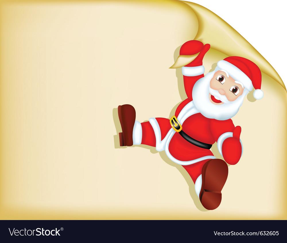 Santa claus - blank vector | Price: 1 Credit (USD $1)