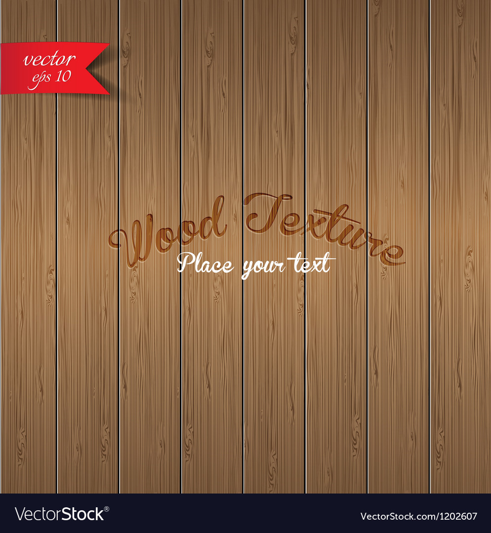 Wood texture vector | Price: 1 Credit (USD $1)