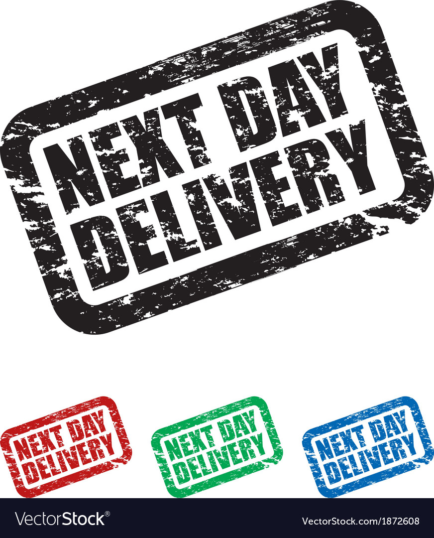 Next day delivery vector | Price: 1 Credit (USD $1)